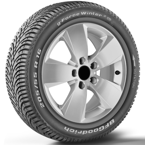 фото шины BFGoodrich G-Force Winter 2 225/55 R17 101H
